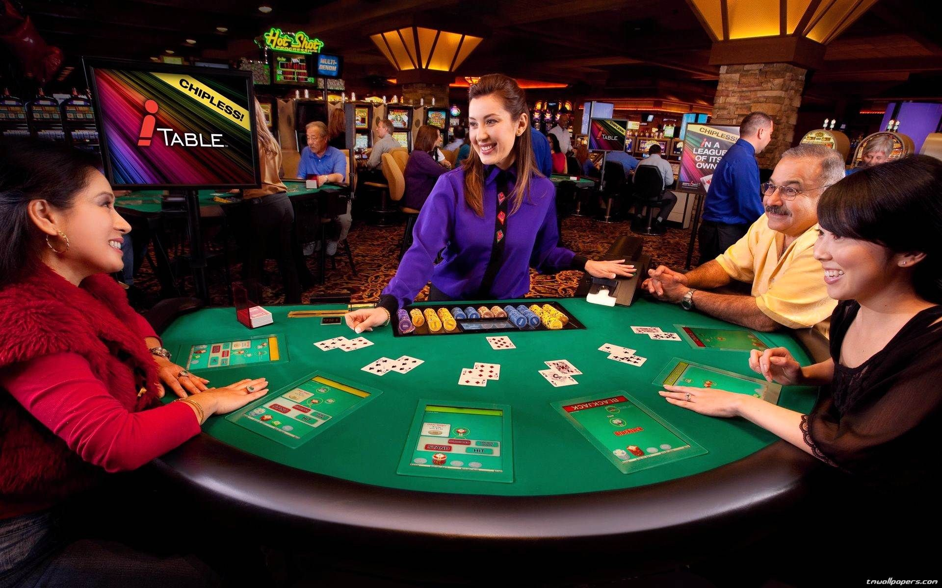 Learn Exactly How To Win Buddies And Affect Individuals With Casino