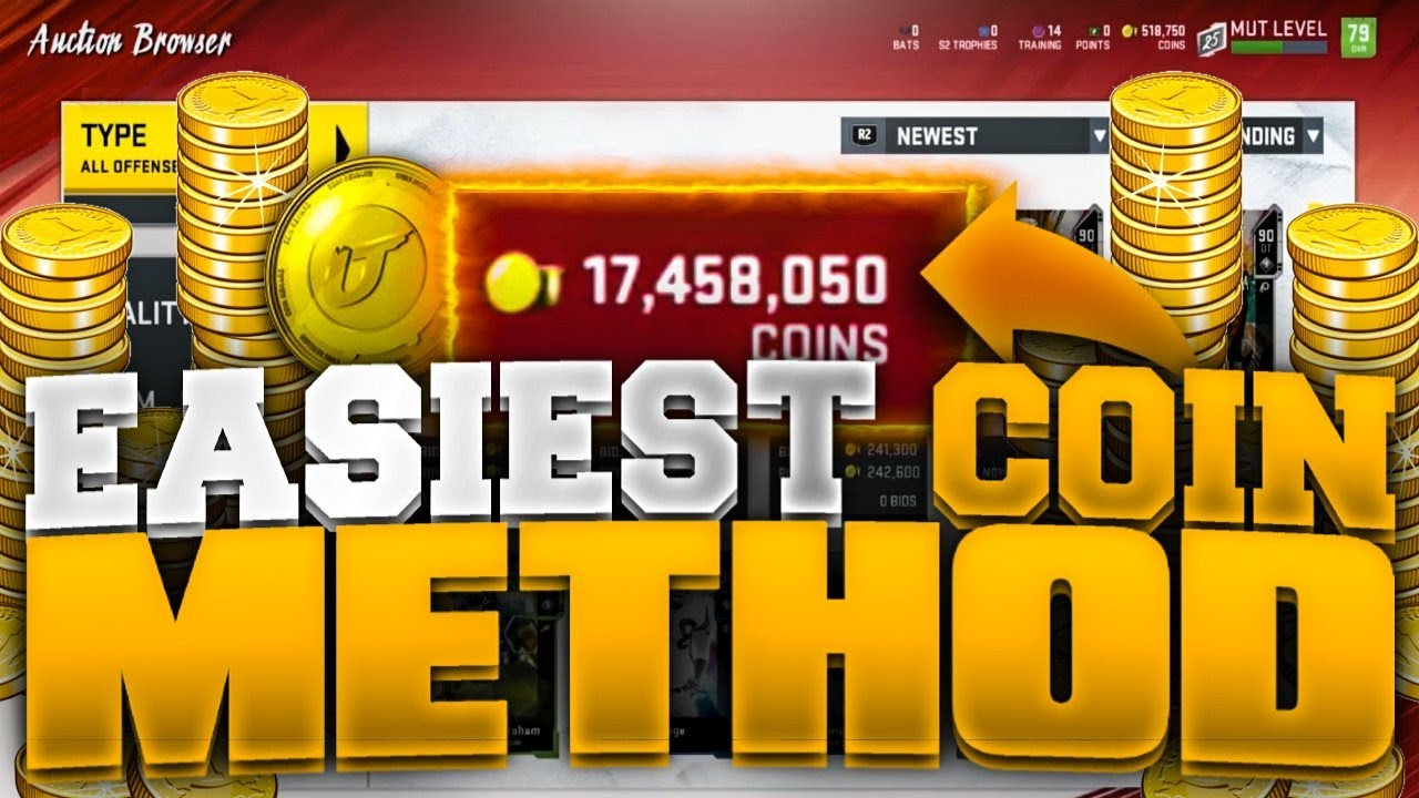 The Undeniable Truth About Madden Coins Which No One Is Telling You
