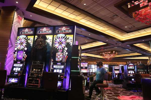 Online Casino Like A Professional With The Support Of Those 5 Pointers