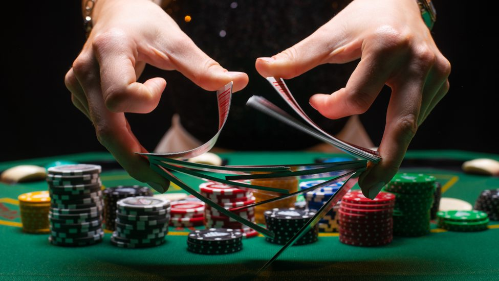 About Casino And What You Must Do Completely Different