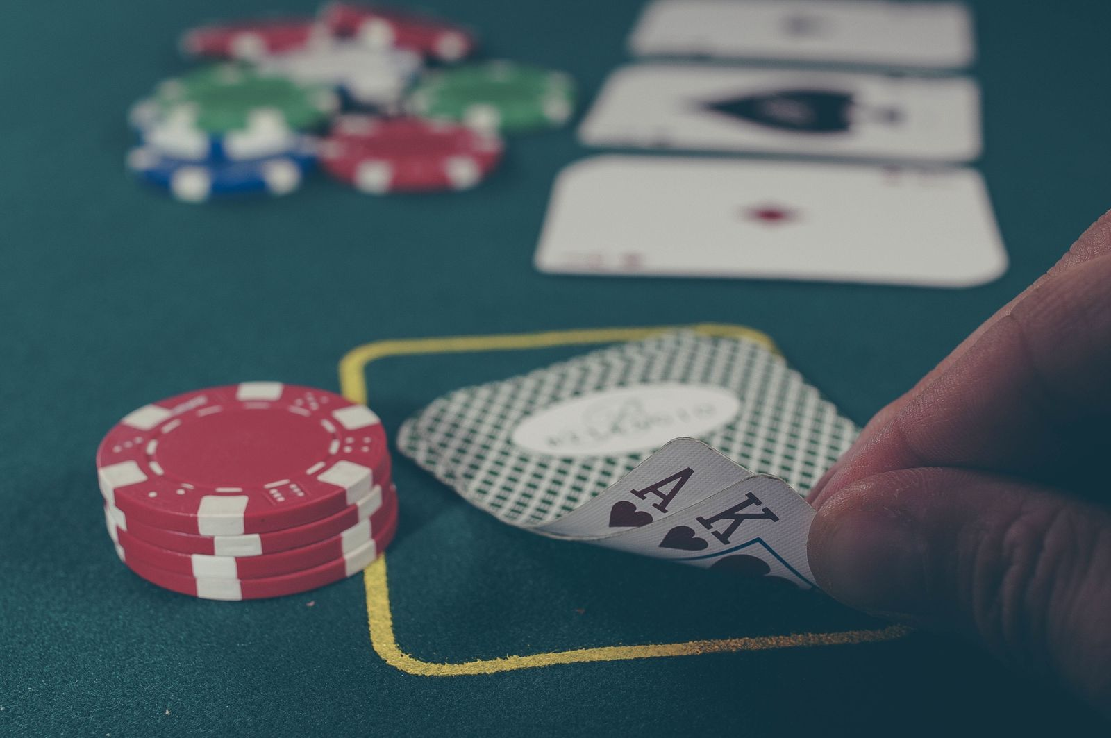 The Tried And True Method For Casino In Step By Step Element