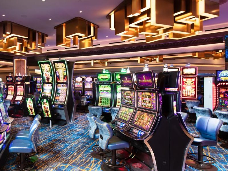 Three Reasons Why You Are Still An Amateur At Casino